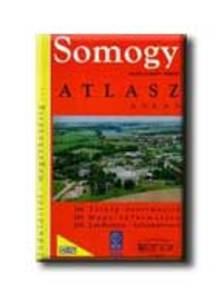 Hiszi-Map Kft. - SOMOGY MEGYE ATLASZA - 244 TÉRKÉP-INFORMÁCIÓK -