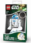 Star Wars világító kulcstartó R2D2
