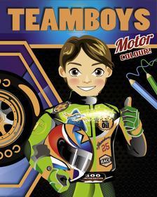 TEAMBOYS - COLOUR - Motorversenyző