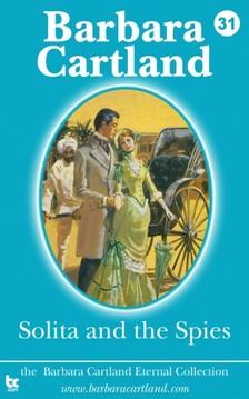 Barbara Cartland - Solita and the Spies [eKönyv: epub, mobi]
