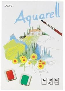 00495457 - Rajzblokk akvarell A4 20 ív
