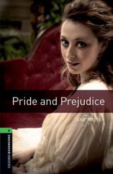 Austen, Jane - PRIDE AND PREJUDICE OBW 6 (ÚJ)