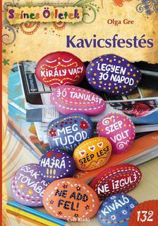 Olga Gre - Kavicsfestés