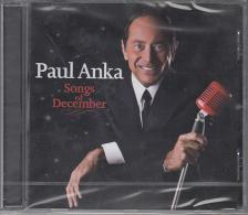- SONGS OF DECEMBER CD PAUL ANKA