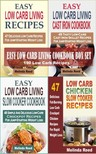 Reed Melinda - Easy Low Carb Living Cookbook Box Set [eKönyv: epub,  mobi]