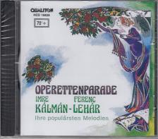 KÁLMÁN & LEHÁR - OPERETTPARADE CD ORCHESTER UND CHOR DES BUDAPESTER OPERETTENTHEATERS