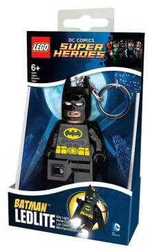 NINCS SZERZŐ - LEGO Batman világítós kulcstartó