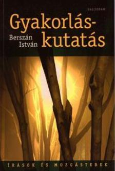 Berszán István - Gyakorlás-kutatás - Írások és mozgásterek