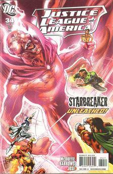 McDuffie, Dwayne, Barrows, Eddy, Syaf, Ardian - Justice League of America 34. [antikvár]