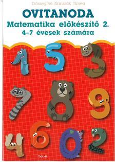 Diószeginé Nanszák Tímea - Ovitanoda - Matematika előkészítő 2.
