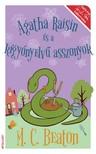 M.C.Beaton - Agatha Raisin és a kígyónyelvű asszonyok [eKönyv: epub,  mobi]