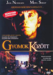 HECTOR BABENCO - GYOMOK KÖZÖTT DVD (IRONWEED) JACK NICHOLSON,MERYL STREEP,TOM WAITS