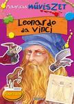 Matricás művészet - Leonardo da Vinci<!--span style='font-size:10px;'>(G)</span-->