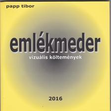 Papp Tibor - emlékmeder