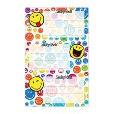 50001972 - Iskolai etikett/9 db SmileyWorld Rainbow