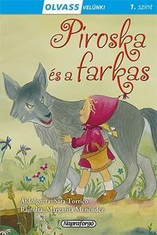 - Olvass velünk! (1) - Piroska és a farkas