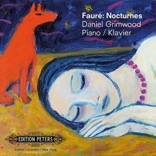 FAURÉ - NOCTURNES CD GRIMWOOD