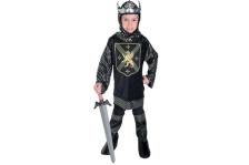 Rubies reneszánszi harcos király gyerekjelmez L