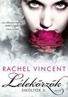 Rachel Vincent - Lélekőrzők ###