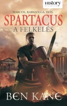 BEN KANE - Spartacus - A felkelés [eKönyv: epub, mobi]