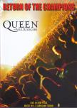 Queen - RETURN OF THE CHAMPIONS LIVE IN SHEFFIELD DVD