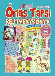- Óriás Tapsi - Rejtvénykönyv