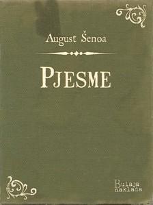 ©enoa August - Pjesme [eKönyv: epub, mobi]