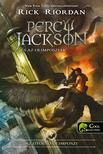 Rick Riordan - Percy Jackson és az olimposziak 5. - Az utolsó olimposzi<!--span style='font-size:10px;'>(G)</span-->