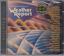 CELEBRTAING THE MUSIC OF WEATHER REPORT CD