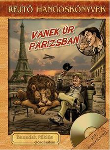 REJTŐ JENŐ - VANEK ÚR PÁRIZSBAN - HANGOSKÖNYV, KÖNYVMELLÉKLETTEL