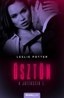 Leslie Potter - Ösztön - Játékszer 1. [eKönyv: epub, mobi]