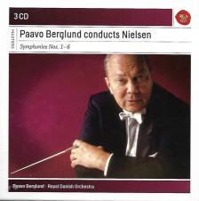 NIELSEN - NIELSEN 3CD PAAVO BERGLUND