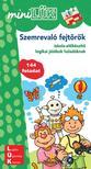 - Szemrevaló fejtörők - Iskola-előkészítő logikai játékok haladóknak