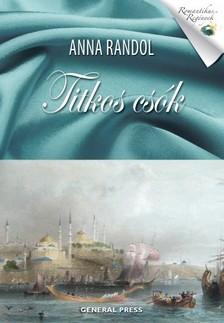 Anna Randol - Titkos csók [eKönyv: epub, mobi]