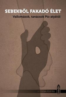 Székács Miklós, szerk. - Sebekből fakadó élet. Vallomások, tanácsok Pio atyától