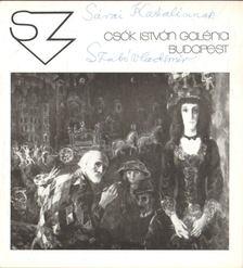 B. SUPKA MAGDOLNA - Szabó Vladimir kiállításának megnyitója (meghívó) [antikvár]