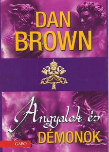 Dan Brown - ANGYALOK ÉS DÉMONOK - ÚJ /LILA BORÍTÓ/