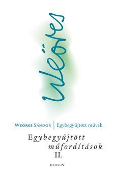 Egybegyűjtött műfordítások II.
