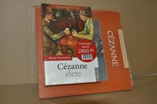 . - CÉZANNE SZETT ( REGÉNY+ALBUM)