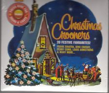 - CHRISTMAS CROONERS CD