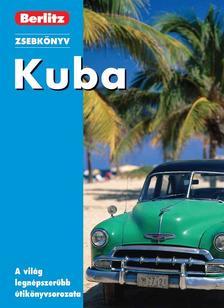 . - KUBA - BERLITZ ZSEBKÖNYV -