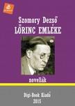 SZOMORY DEZSŐ - Lőrinc emléke [eKönyv: epub,  mobi]