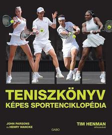 John Parsons - Henry Wancke - Teniszkönyv