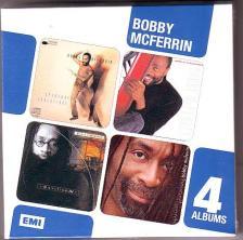 BOBBY MCFERRIN - BOBBY McFERRIN 4CD BOXSET LIMITED