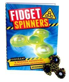. - Fidget Spinners - Vigyázat - A trükkök rendkívüli függőséget okoznak!!! + hozzácsomagolva egy jó minőségű, acélcsapágyas fidget spinner