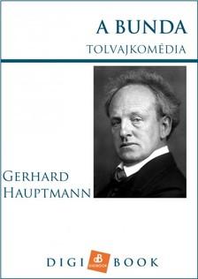 Hauptmann Gerhard - A bunda [eKönyv: epub, mobi]
