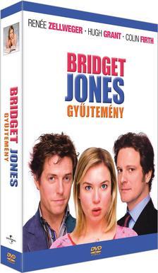- Bridget Jones gyűjtemény díszdoboz (2 DVD)