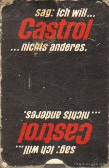 Castrol (kártyacsomag) [antikvár]