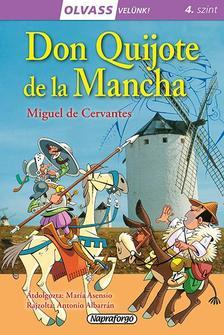 - Olvass velünk! (4) - Don Quijote de la Mancha