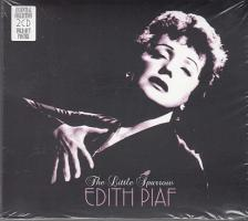 - THE LITTLE SPARROW 2CD EDITH PIAF